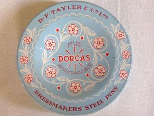 Dorcas steel pins