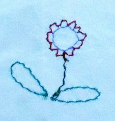 first embroidery 003