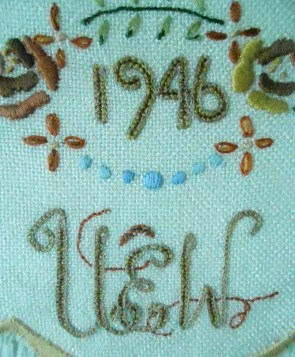 first embroidery 006