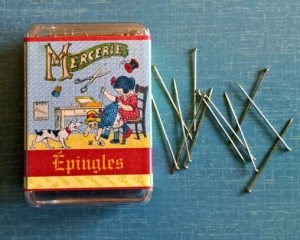 steel pins