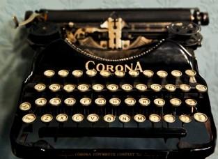 corona-typewriter