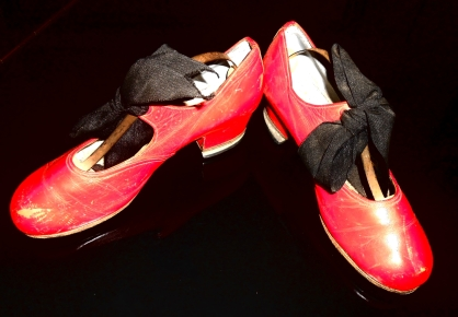 Little red Tap shoes i