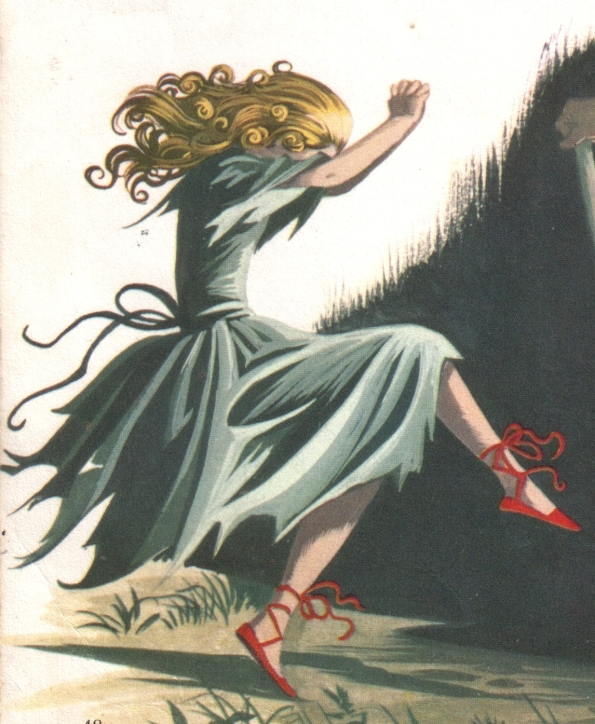 The Red Shoes c