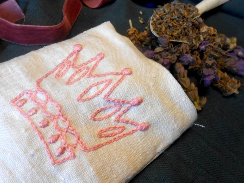 Lavender filling b